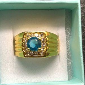 Other - Men's 10kt Gold Filled Ring